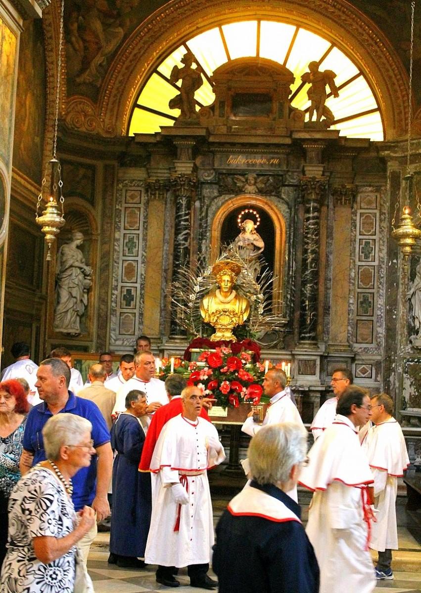 Festa di San Lorenzo martire 25