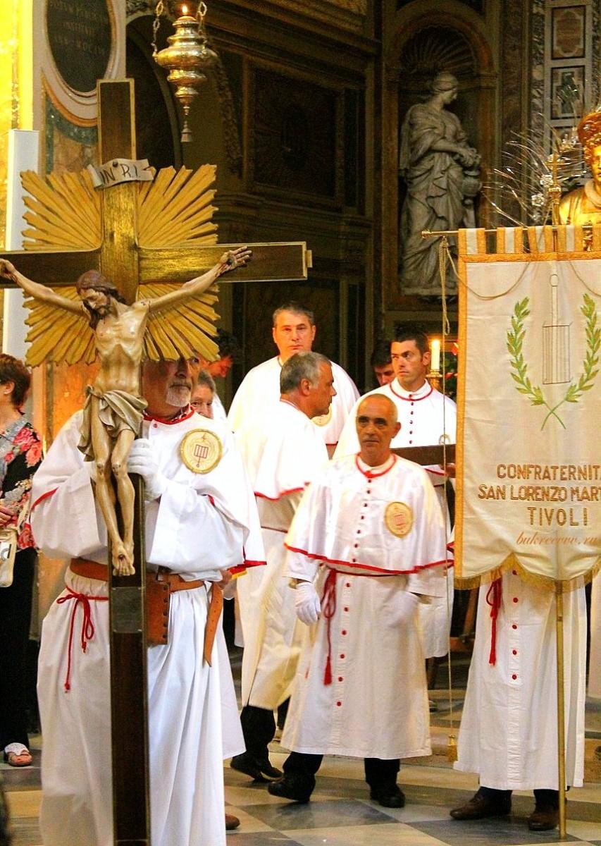 Festa di San Lorenzo martire 27