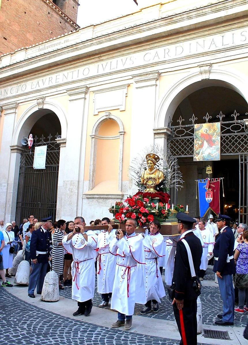 Festa di San Lorenzo martire 29