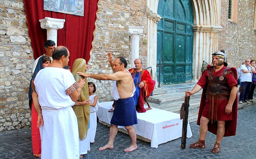 Festa di San Lorenzo martire 30