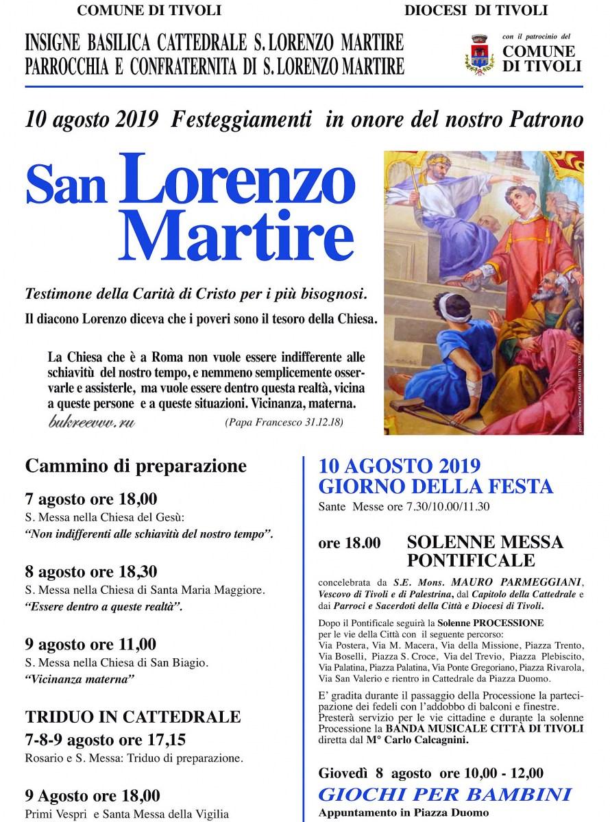Festa di San Lorenzo martire 38