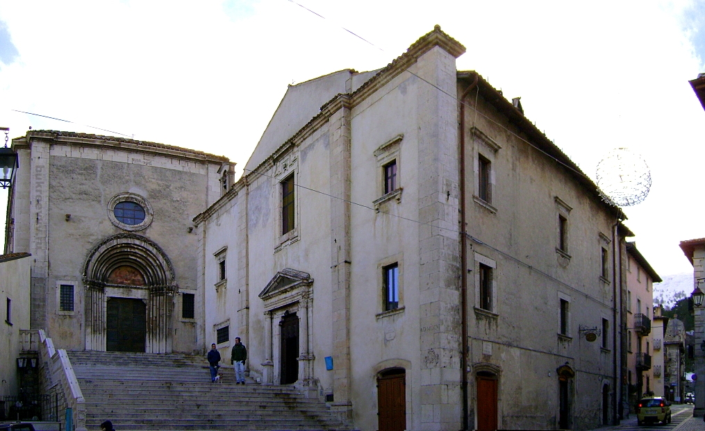 Basilica Santa Maria Del Colle