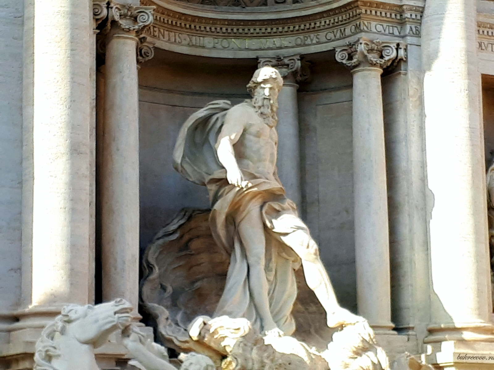 Fontana di Trevi 29