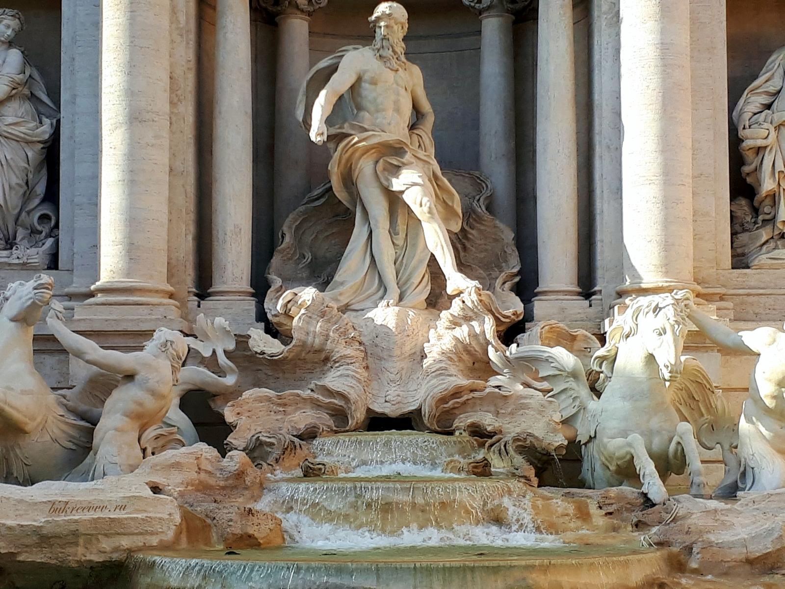 Fontana di Trevi 41