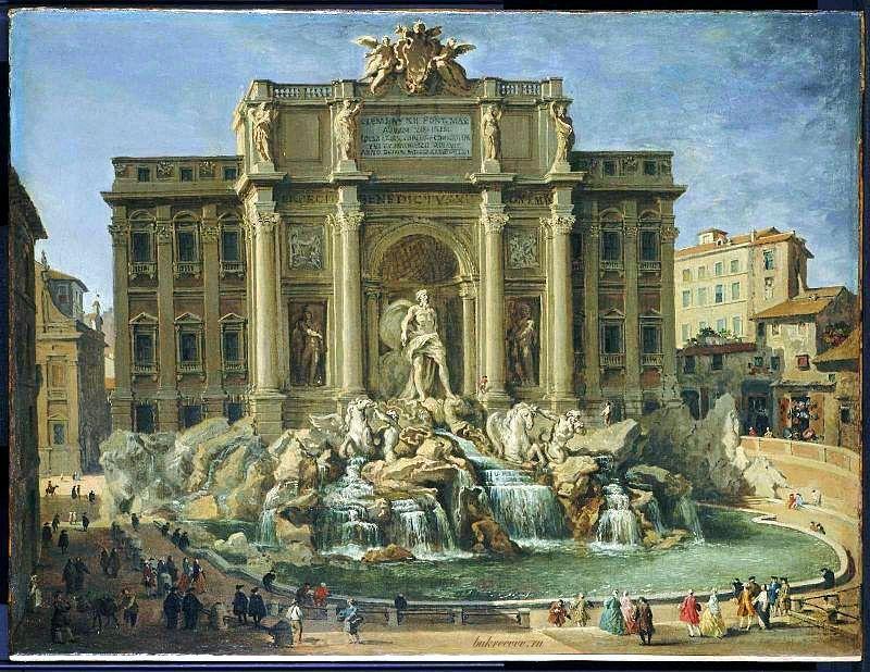 Fontana di Trevi 50