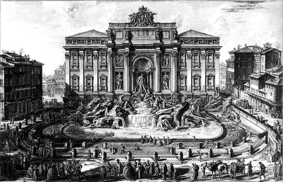 Fontana di Trevi 61