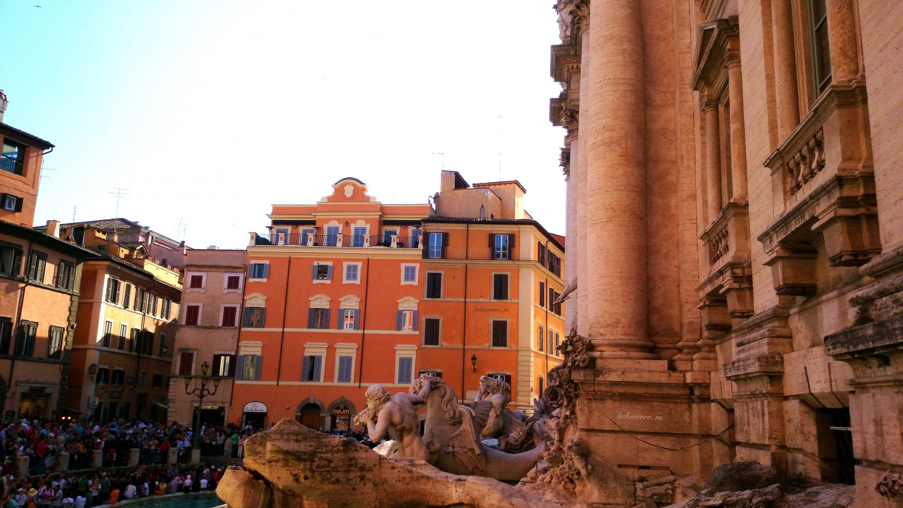 Fontana di Trevi 63