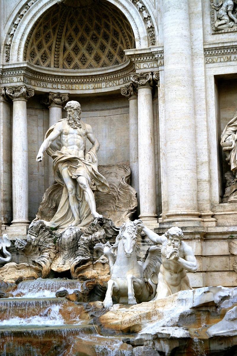 Fontana di Trevi 69