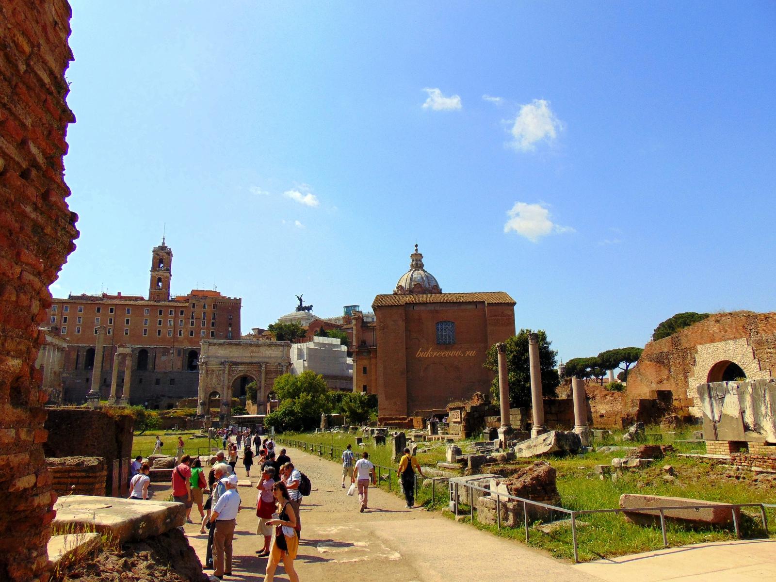 Foro Romano 106
