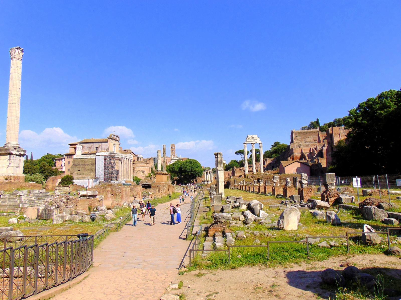 Foro Romano 124
