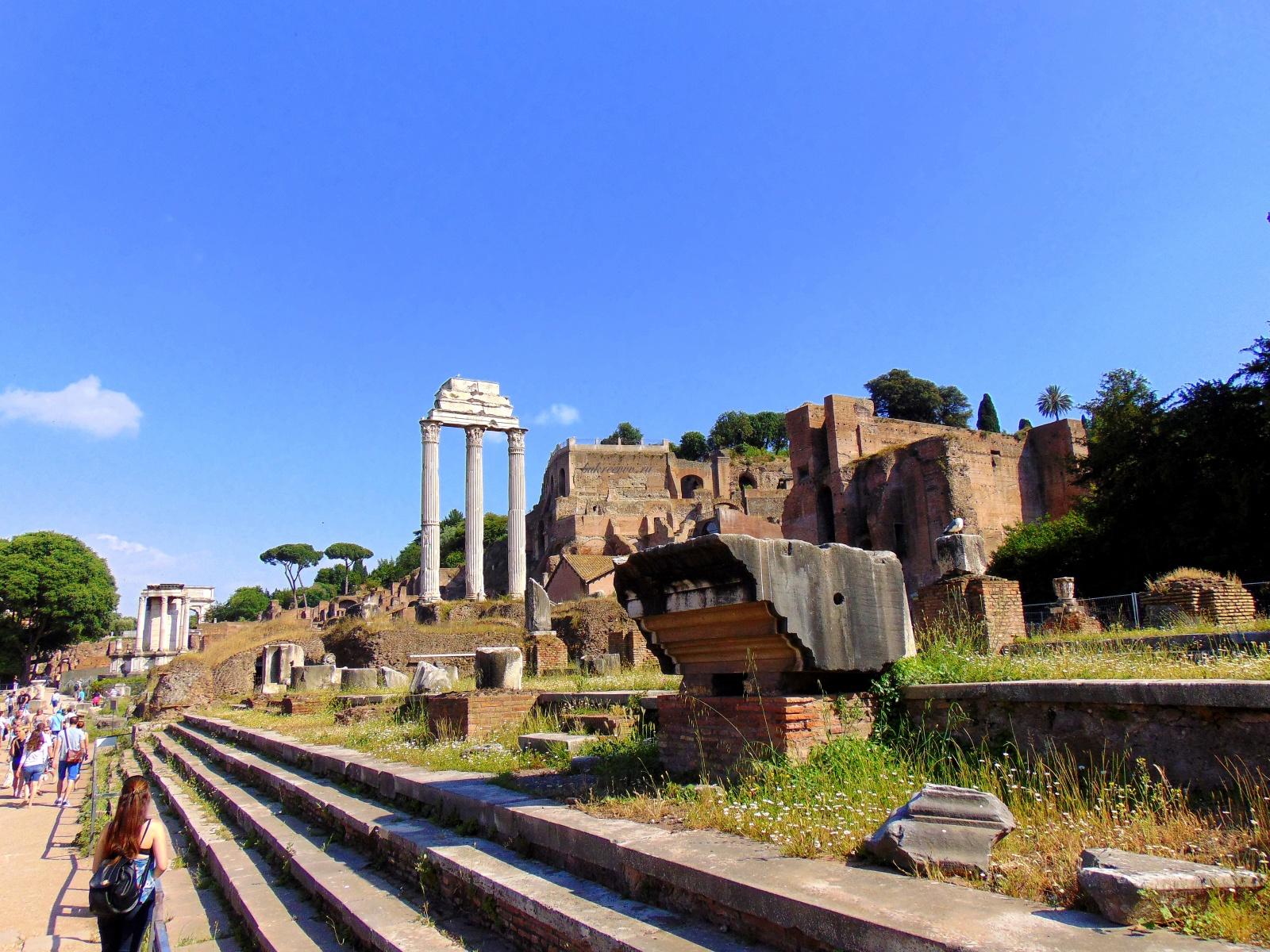 Foro Romano 130