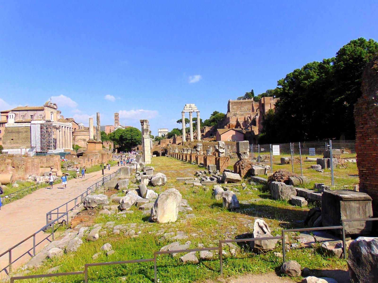 Foro Romano 131