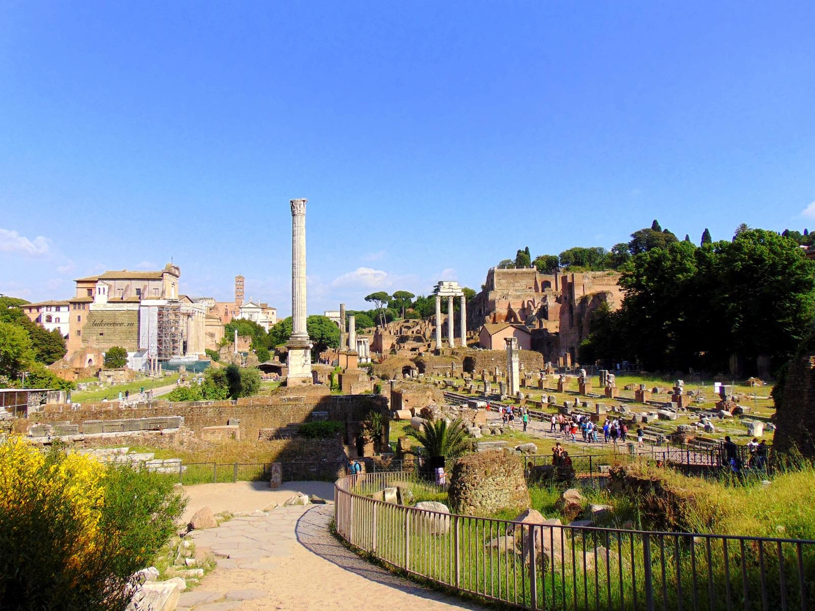 Foro Romano 133