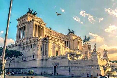 Il Monumento nazionale a Vittorio Emanuele II 27