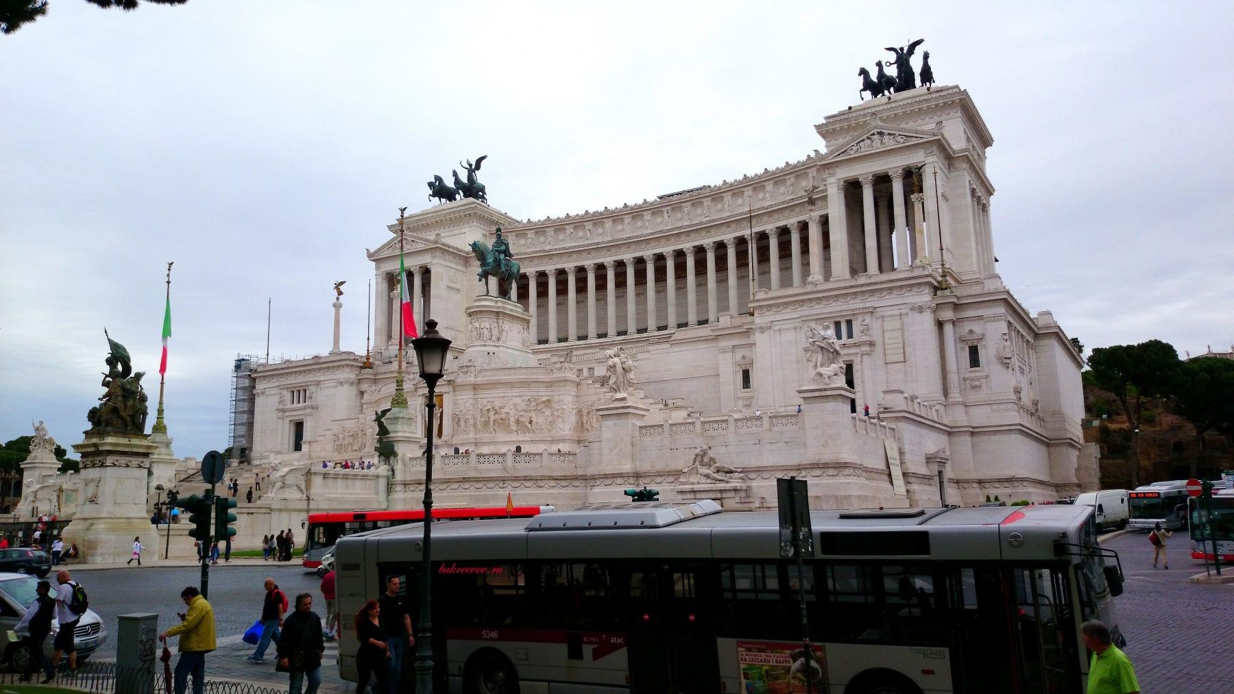 Il Monumento nazionale a Vittorio Emanuele II 32