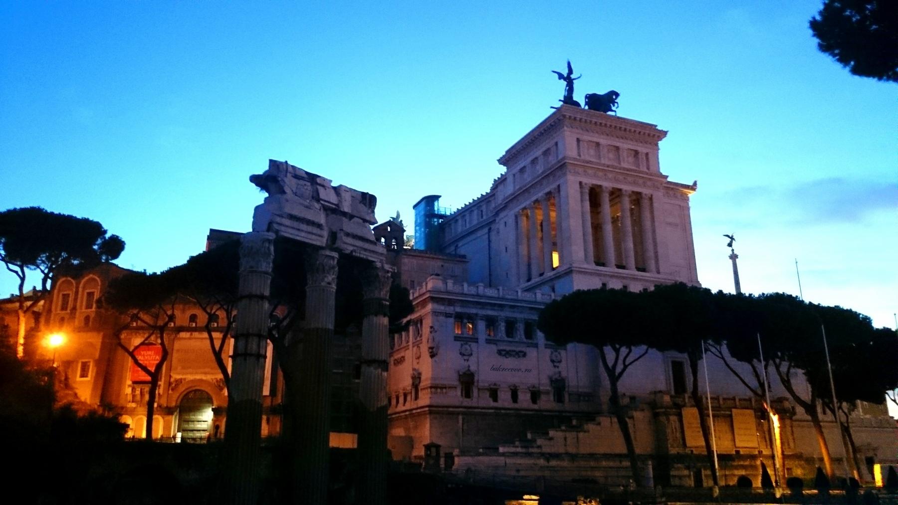 Il Monumento nazionale a Vittorio Emanuele II 36