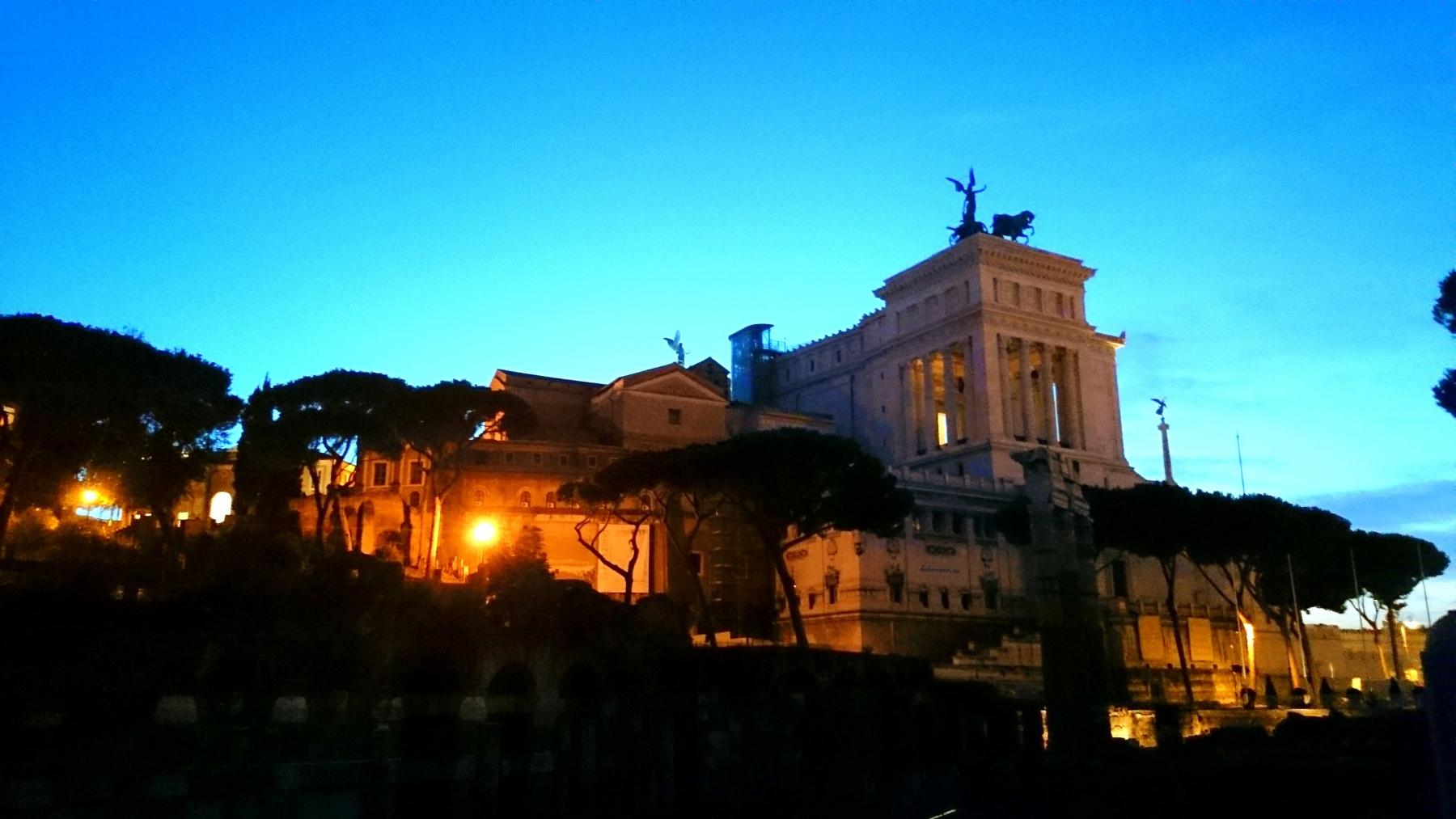 Il Monumento nazionale a Vittorio Emanuele II 38