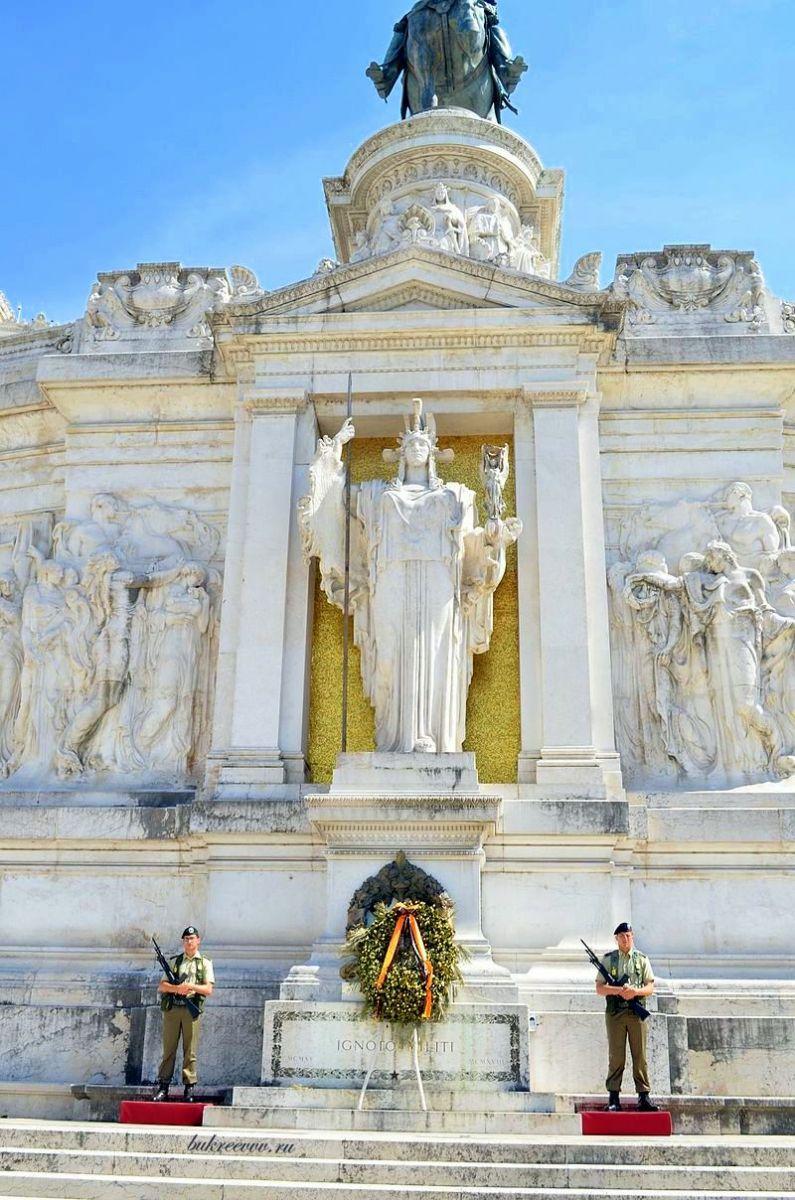 Il Monumento nazionale a Vittorio Emanuele II 43