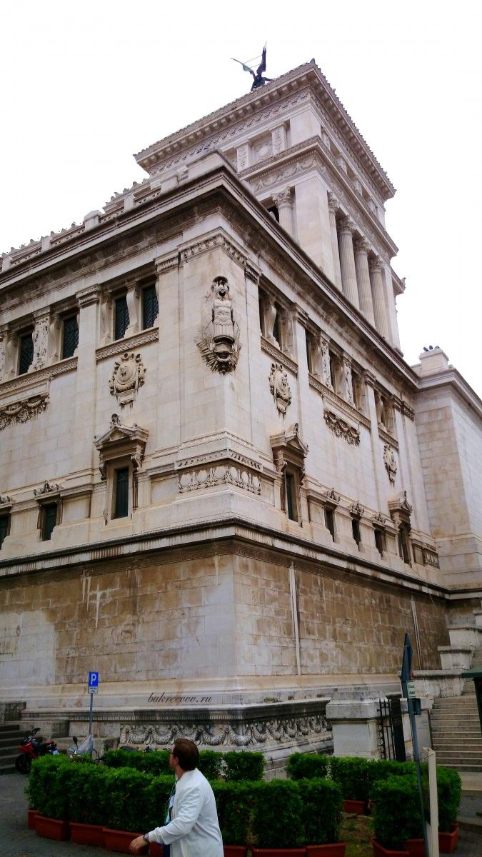 Il Monumento nazionale a Vittorio Emanuele II 45