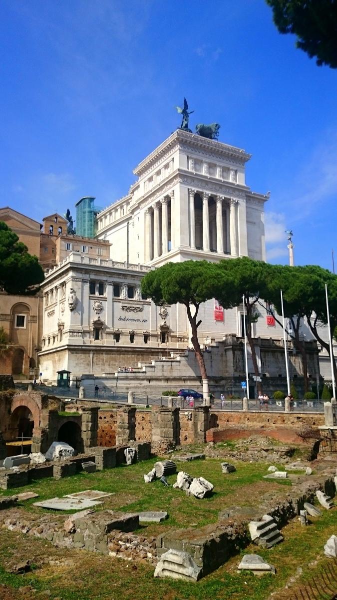 Il Monumento nazionale a Vittorio Emanuele II 46
