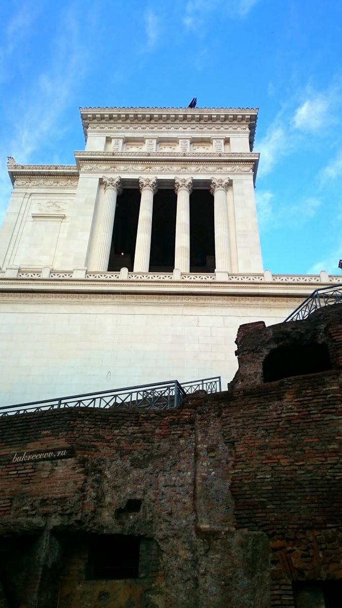 Il Monumento nazionale a Vittorio Emanuele II 47