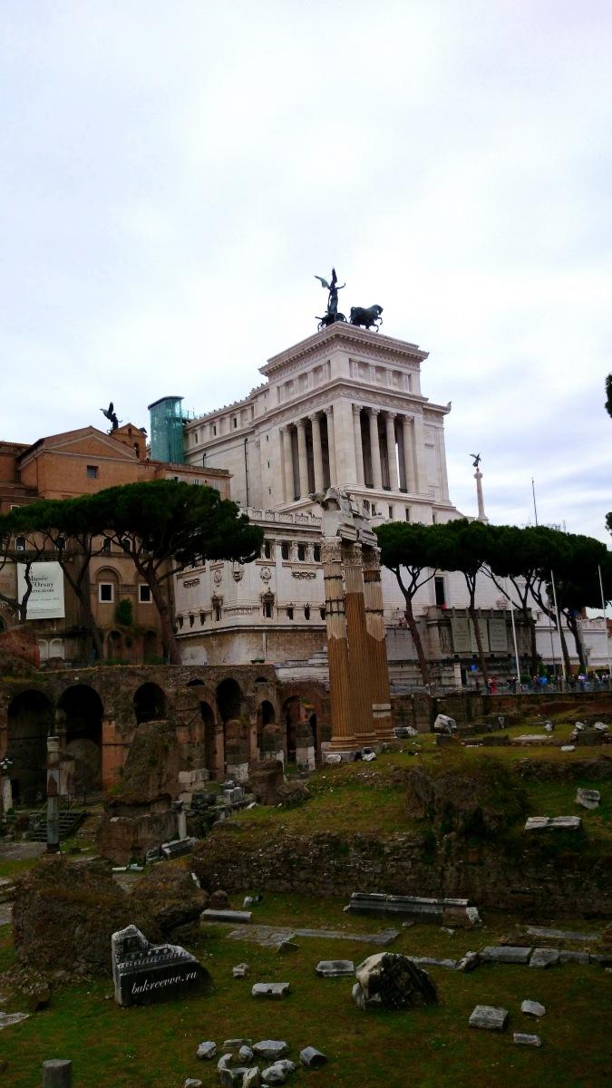 Il Monumento nazionale a Vittorio Emanuele II 48