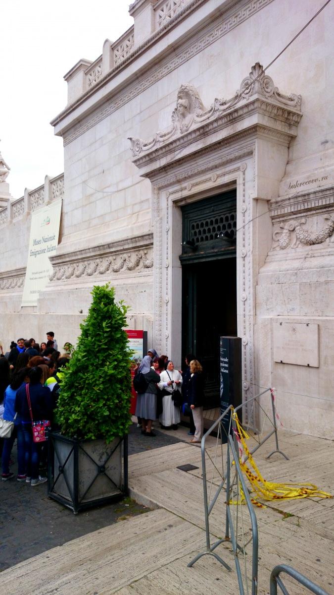 Il Monumento nazionale a Vittorio Emanuele II 52