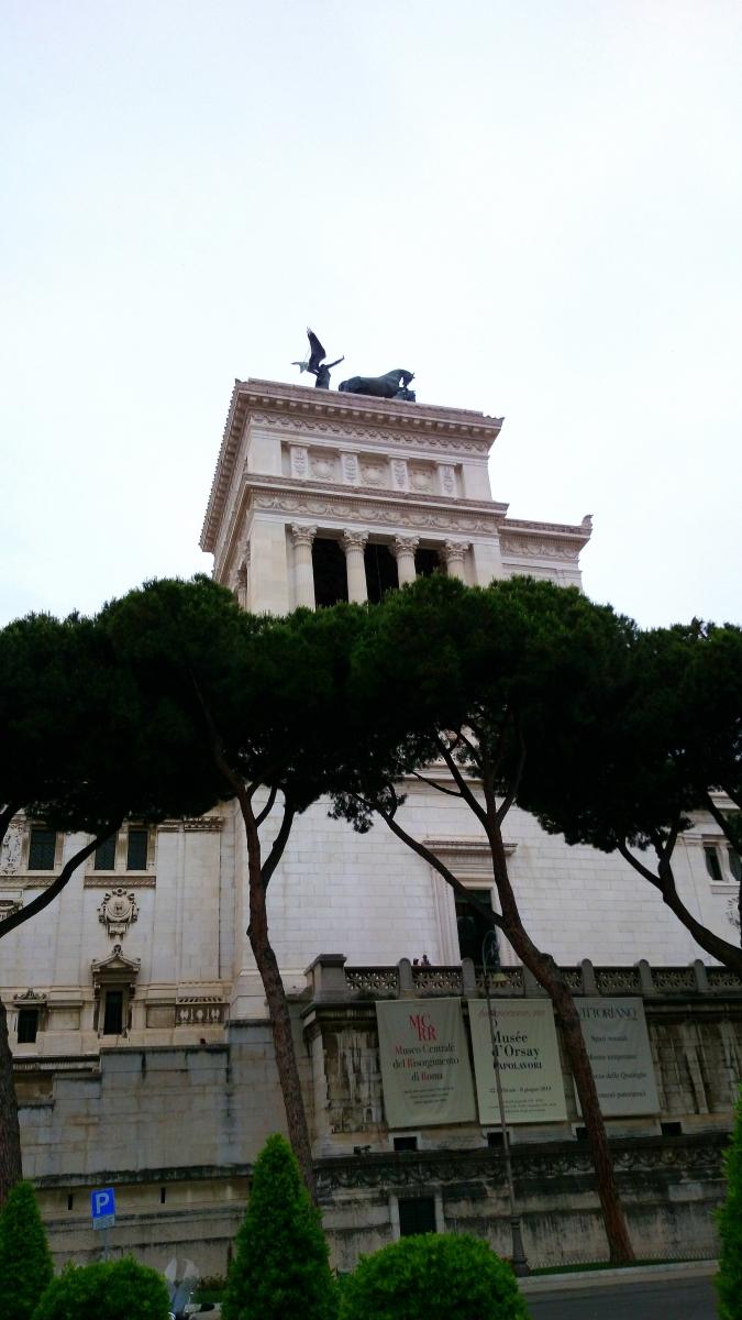 Il Monumento nazionale a Vittorio Emanuele II 53