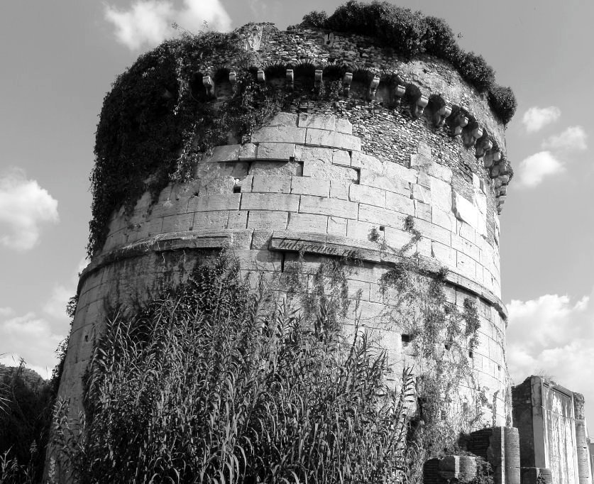 Mausoleo dei Plauzi Ponte Lucano 25