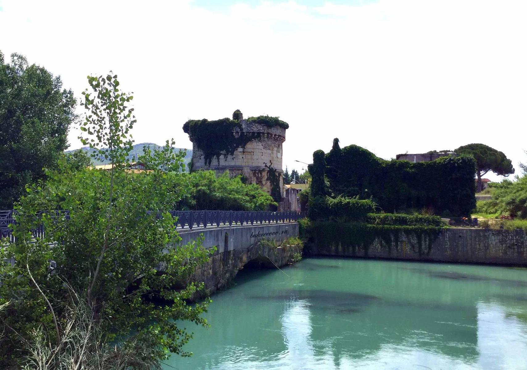 Mausoleo dei Plauzi Ponte Lucano 35