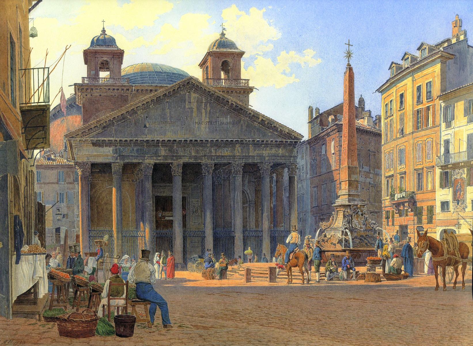 Pantheon 27