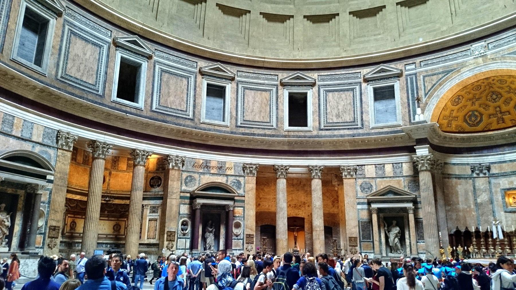 Pantheon 34