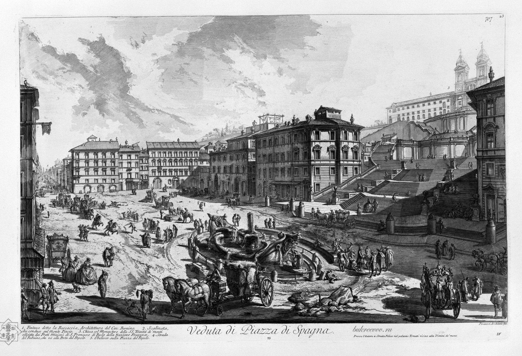 Piazza di Spagna 33