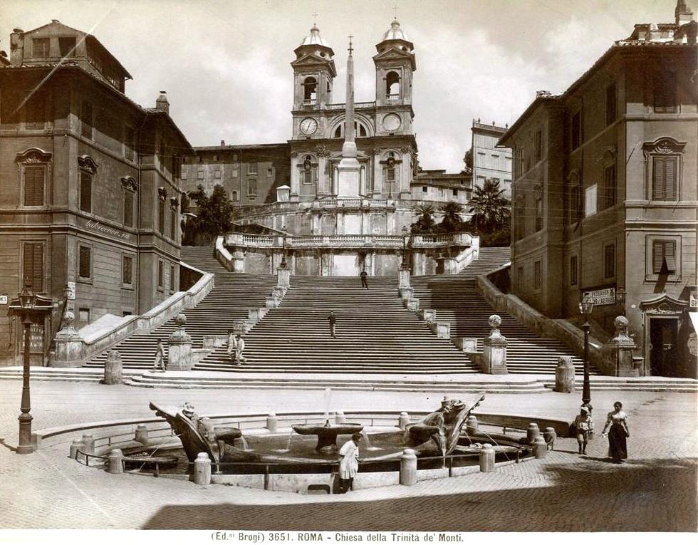 Piazza di Spagna 37