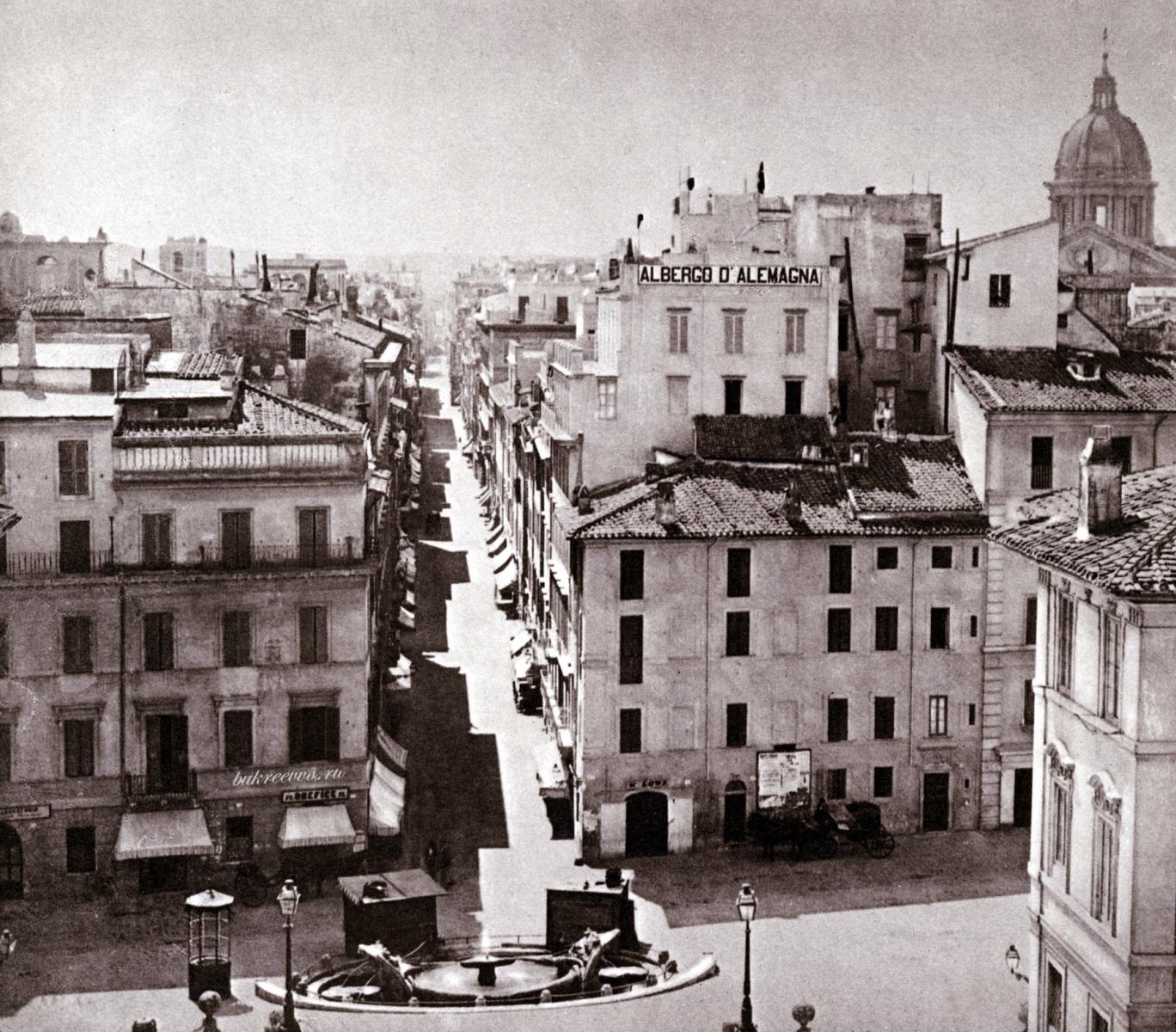 Piazza di Spagna 48