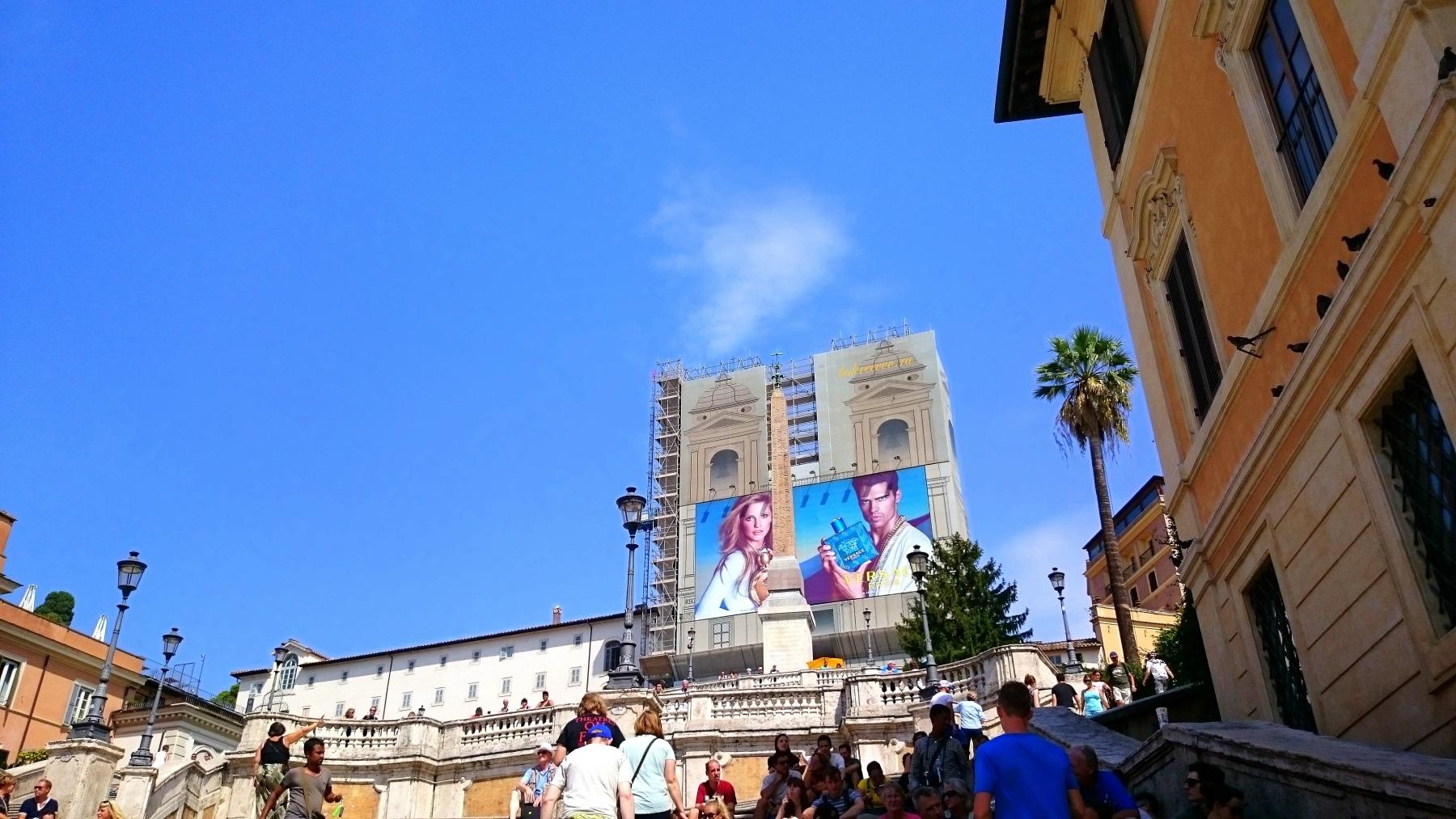 Piazza di Spagna 83