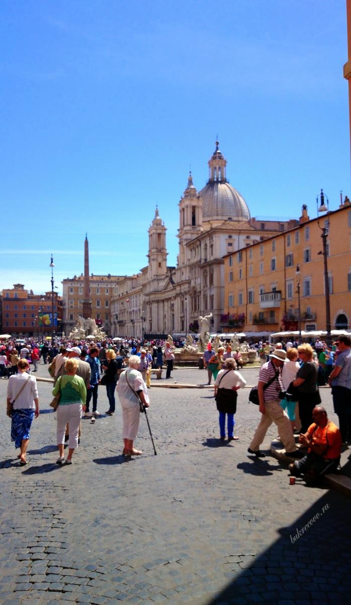 Piazza Navona 100