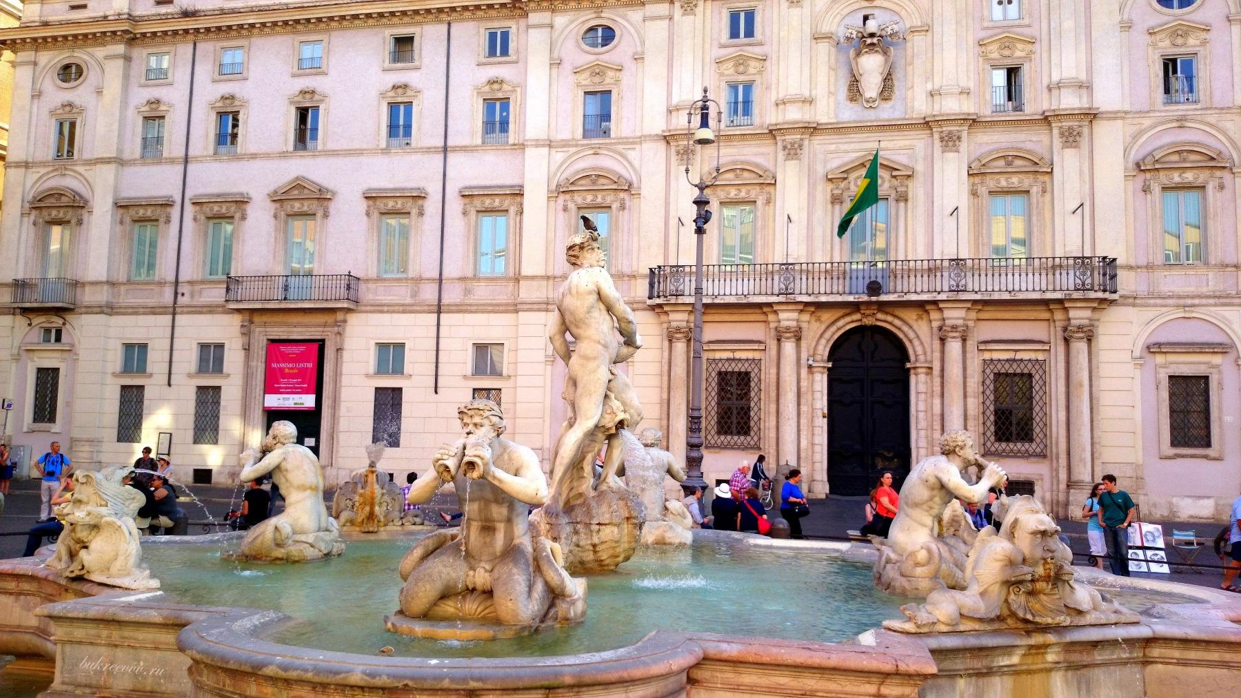 Piazza Navona 30