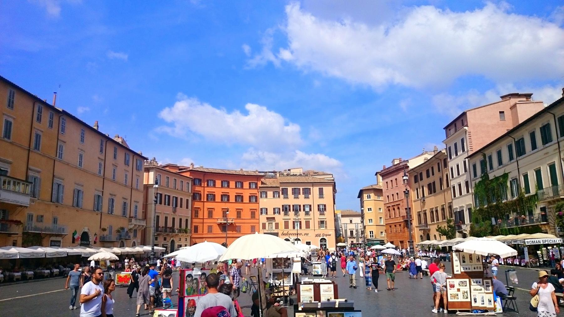 Piazza Navona 42