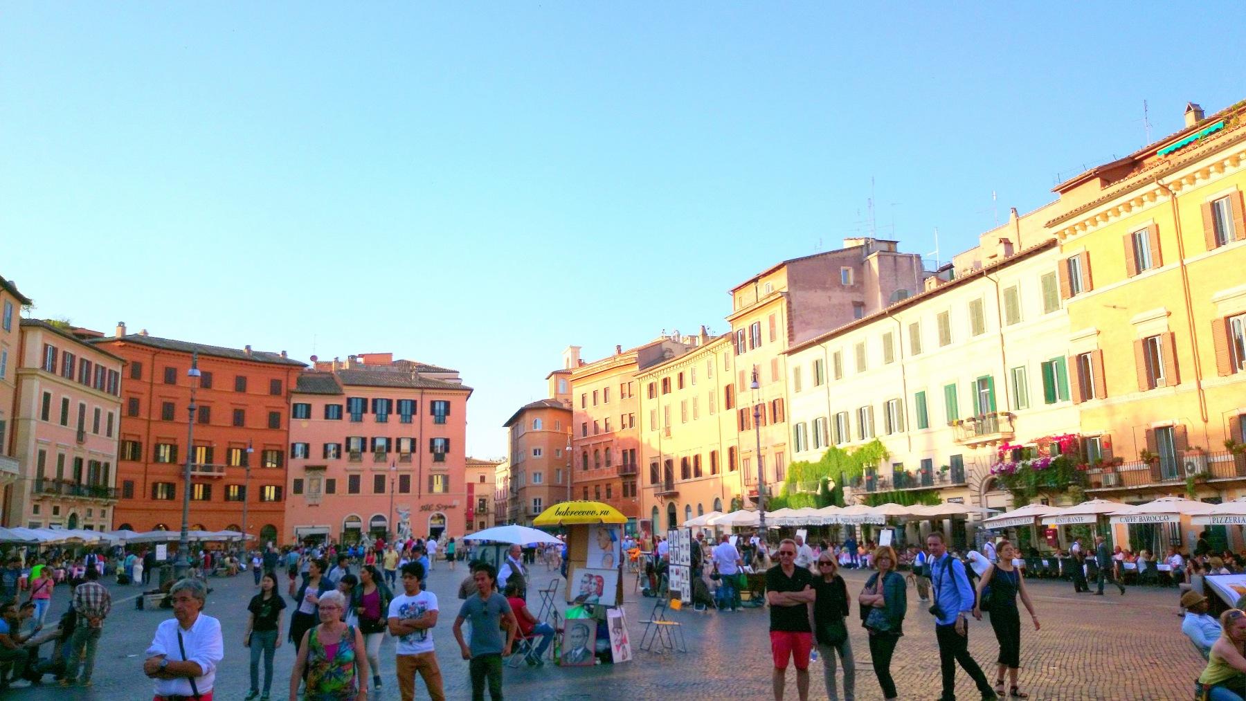 Piazza Navona 49