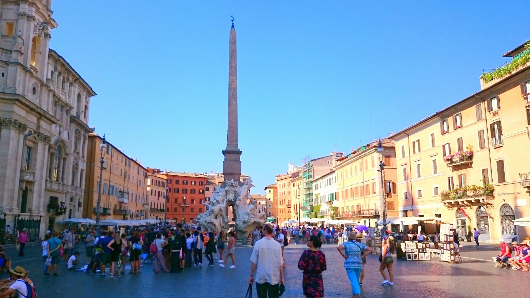 Piazza Navona 58