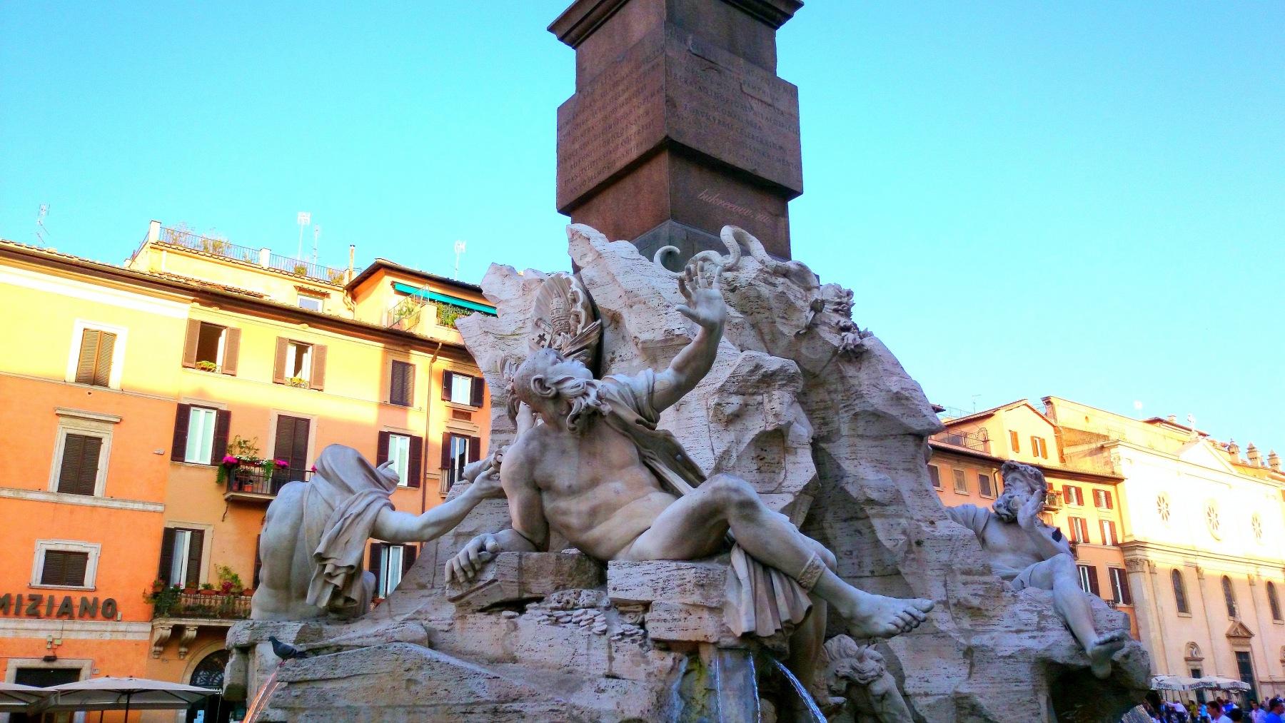 Piazza Navona 77