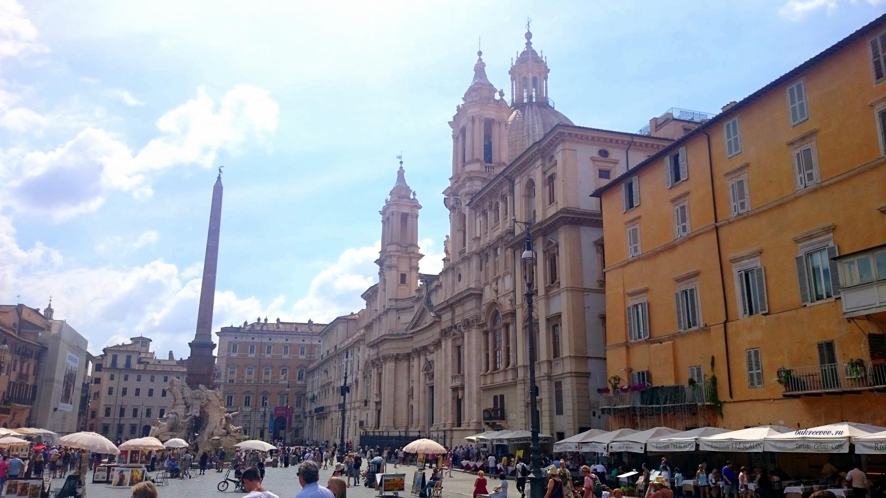 Piazza Navona 87