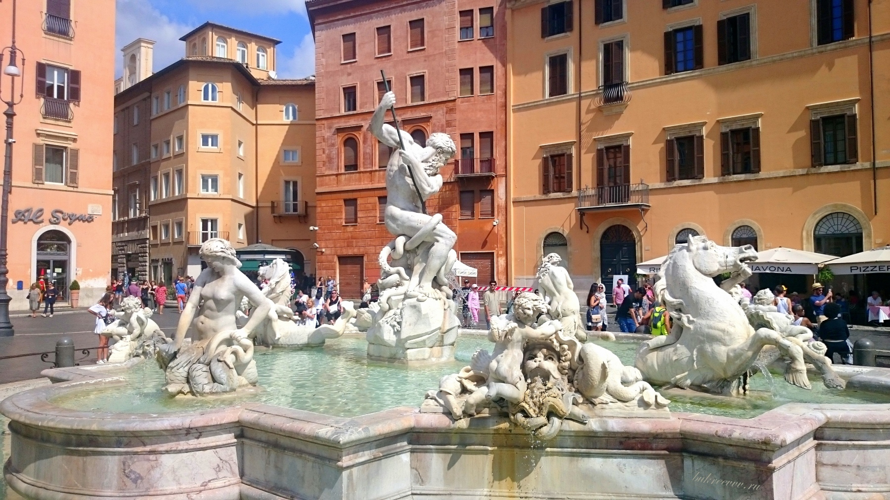 Piazza Navona 88