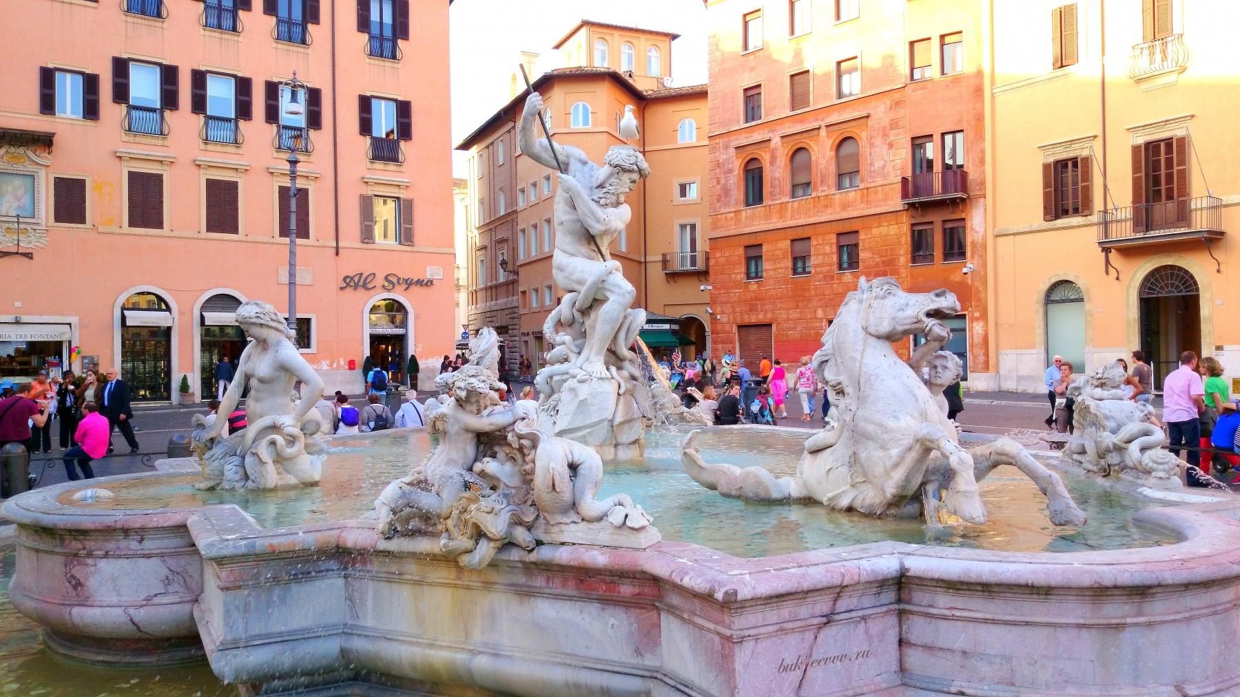 Piazza Navona 90