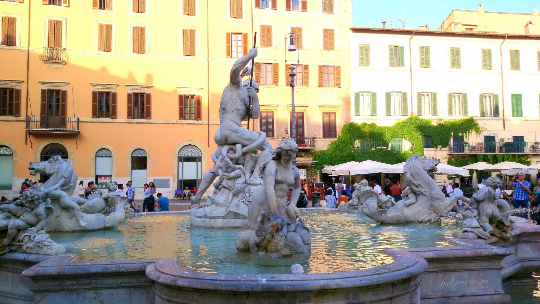 Piazza Navona 91