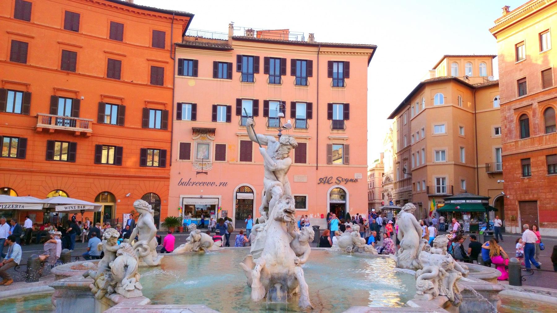 Piazza Navona 98