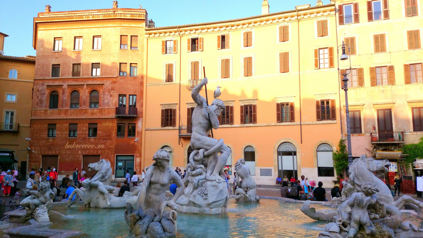 Piazza Navona 99