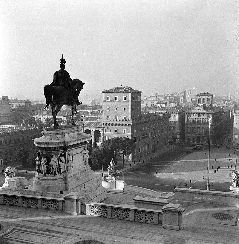 Piazza Venezia 25