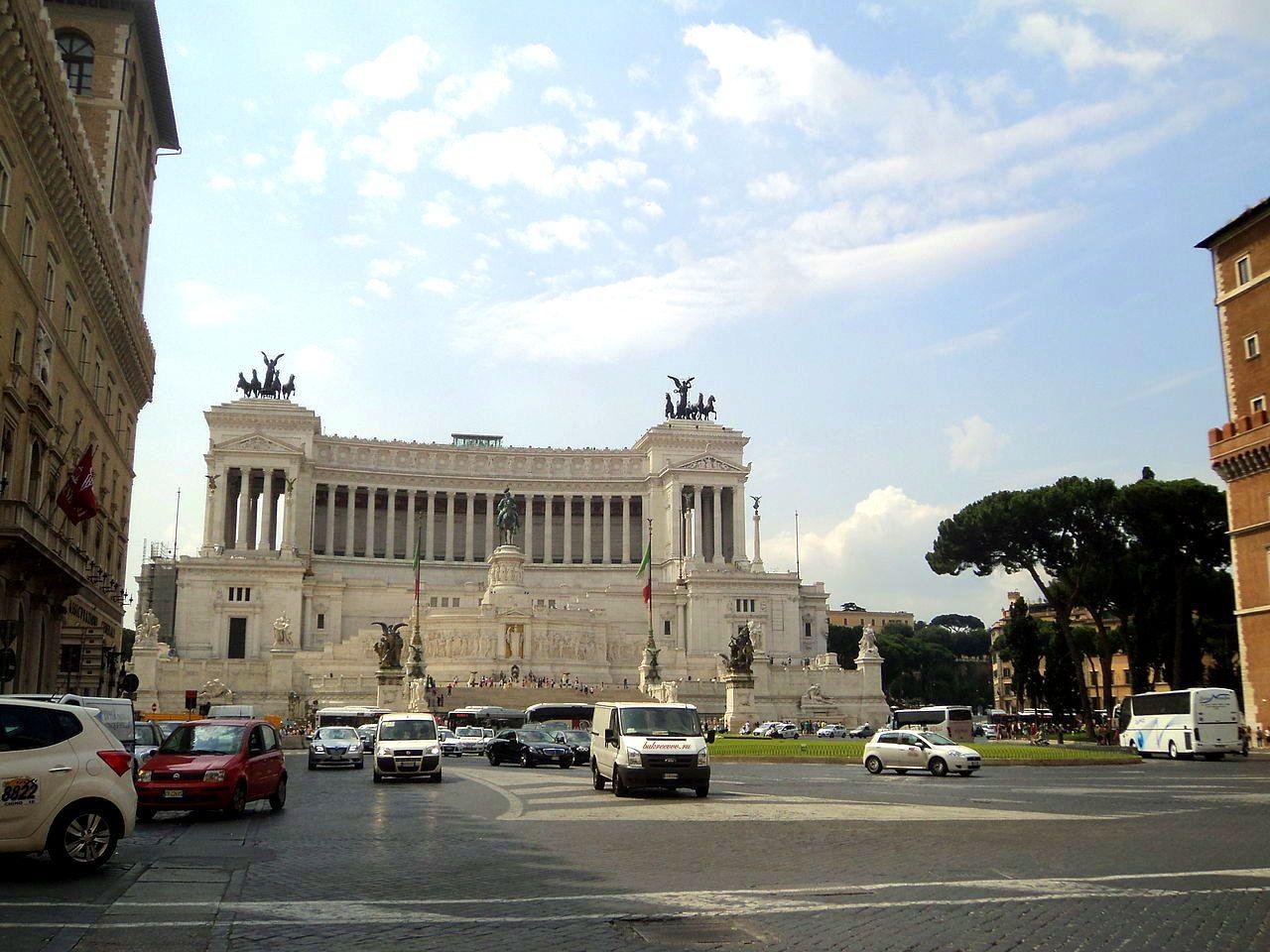 Piazza Venezia 32